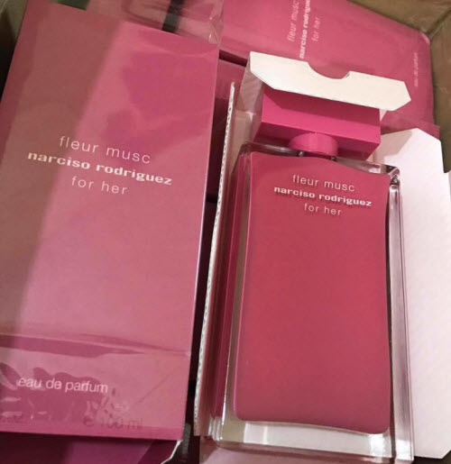 Nước hoa Narciso Rodriguez Fleur Musc For Her EDP 100ml
