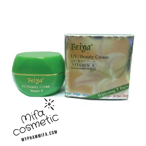 Kem dưỡng da FEIYA UV/ Vitamin E remove pimples sensitivity